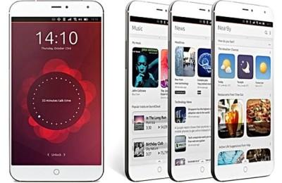 In Europe, starts selling smartphone Meizu MX4 Ubuntu Edition