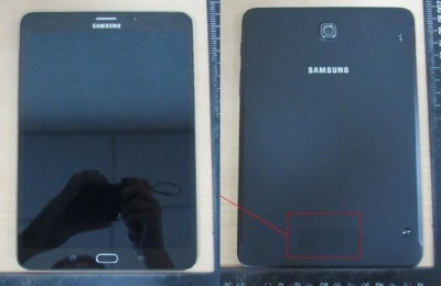 """FCC showed """"live"""" photos of the tablet Samsung Galaxy Tab S2 8.0"""