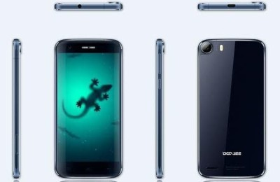 Features younger version of the flagship Doogee F3
