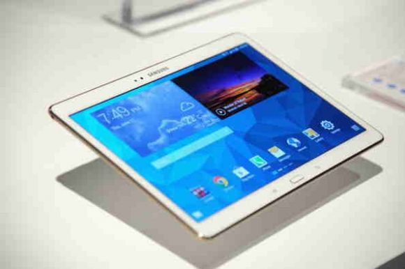Galaxy Tab S2 - the slimmest Samsung tablet