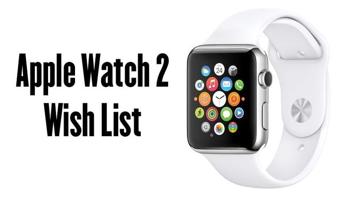 The second generation of Apple Watch 2 will be in 2016