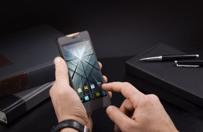 Gresso announced the luxury smartphone Regal Gold for $ 6,000