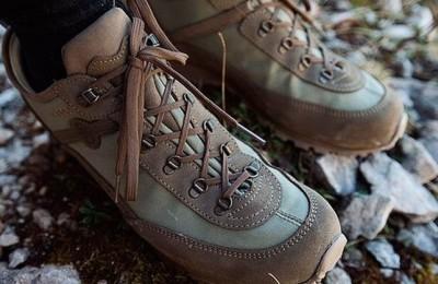 Hanwag Burang Bacal II New Camping & Outdoor Shoes