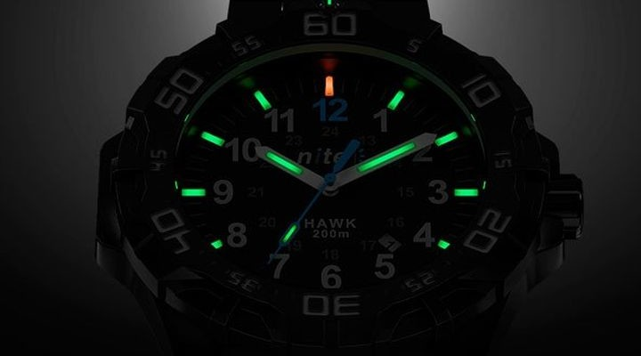 HAWK-201 and HAWK-201S - a new watch from Nite Watches
