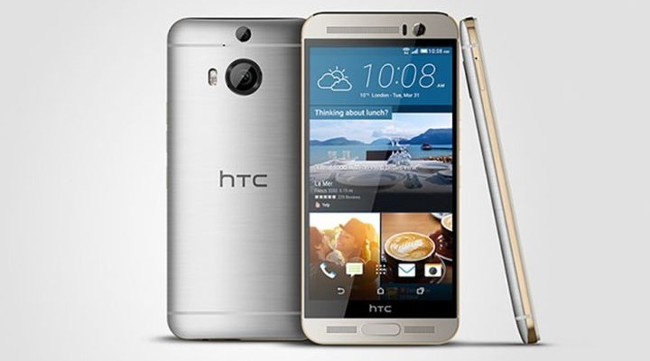 HTC One M9 + gets to Europe in July
