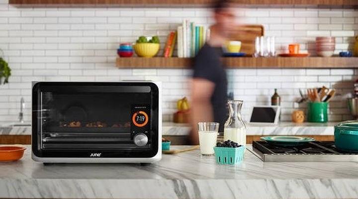 June - smart oven processor NVIDIA Tegra K1