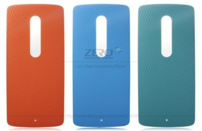 """Live"" photos and video of the smartphone Motorola Moto G (2015)"