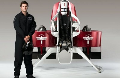 Martin Aircraft Jetpack - jetpack for 150 000 dollars