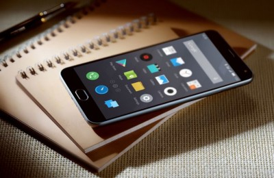 Meizu M2 Note officially presented