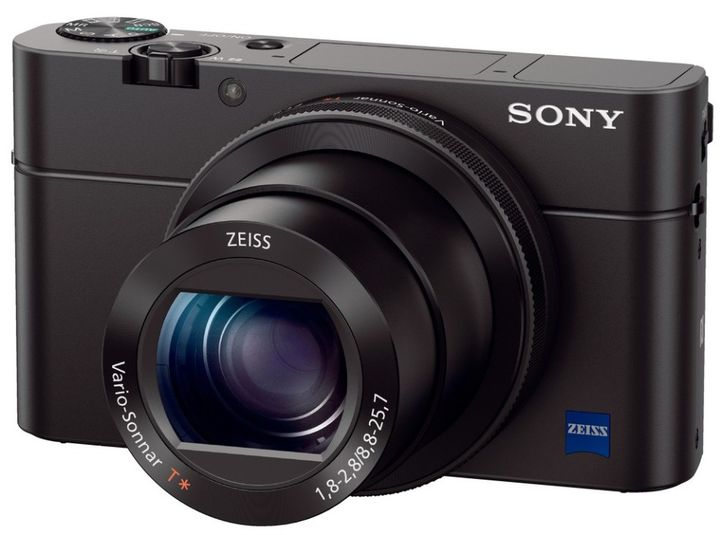 New models of Sony Cyber-shot series RX