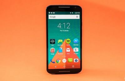 """Motorola Moto X (2015) is seen in the """"live"""" pictures"""