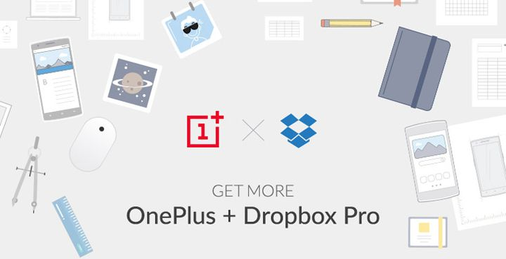 OnePlus signed an agreement with Dropbox and has reduced the cost OnePlus One