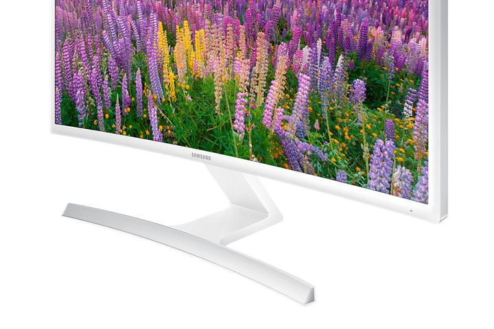 Review curved monitor Samsung S27E591C