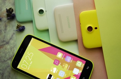 Review smartphone DOOGEE Valencia 2 Y100
