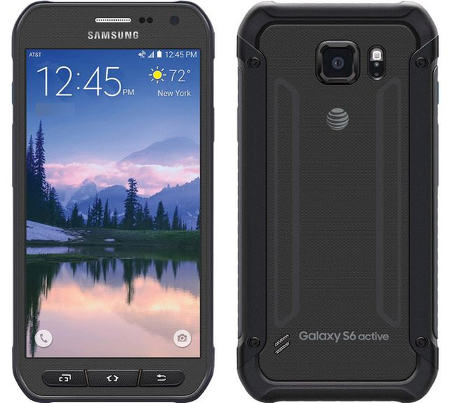 Samsung Galaxy S6 Active appeared on another picture