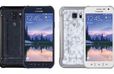 Samsung has introduced a smartphone Galaxy S6 Active