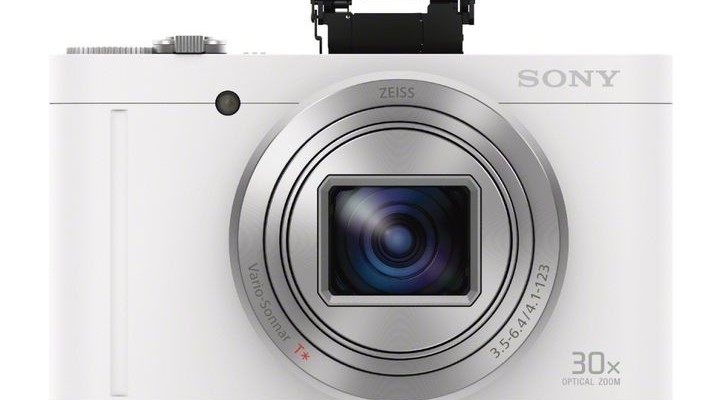 Compact Cameras Sony Cyber-shot DSC-HX90 and DSC-WX500 has a powerful zoom lens for travel