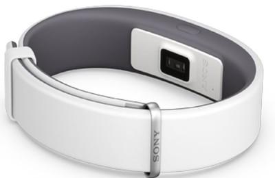 "Sony SmartBand 2 new smart bracelet ""lit up"" in the network"