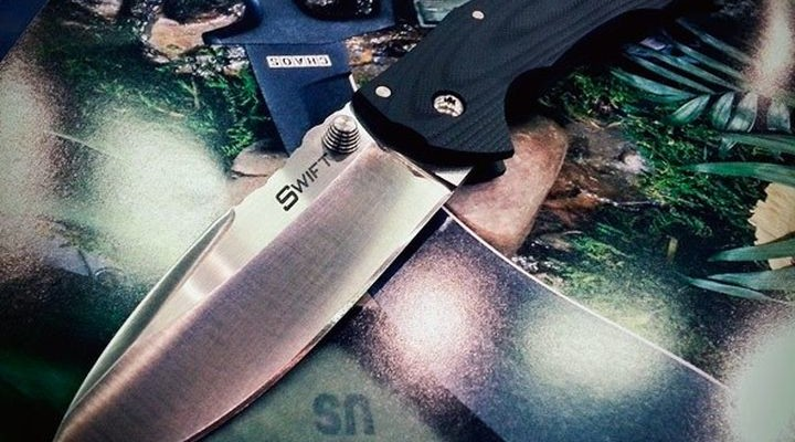 Swift and AK-47 Field Knife - New knives from Cold Steel