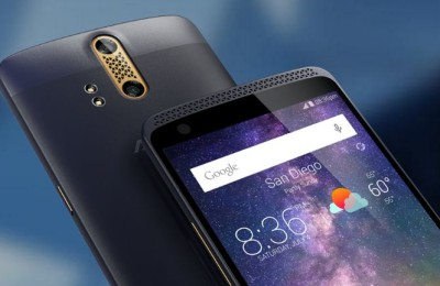 ZTE has created a new brand for smartphones - Axon
