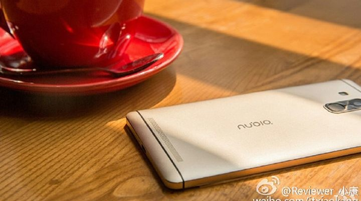 ZTE Nubia X8 new tablet-phone with 4 GB of RAM