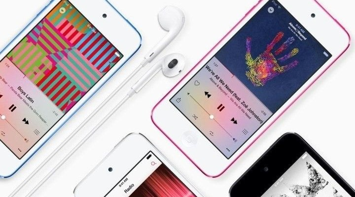 Apple introduced iPod Touch 6th generation
