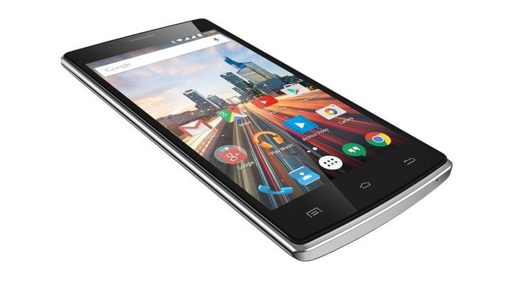 Archos 50d Helium: cheap smartphone 2015 with support for LTE