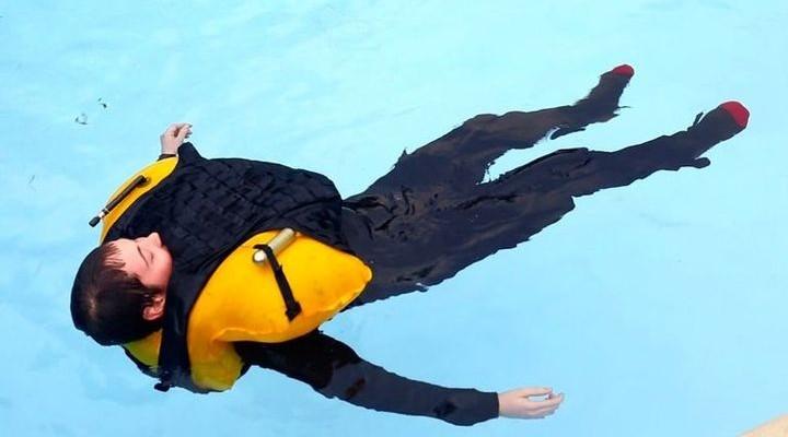 FATS - bulletproof lifejacket