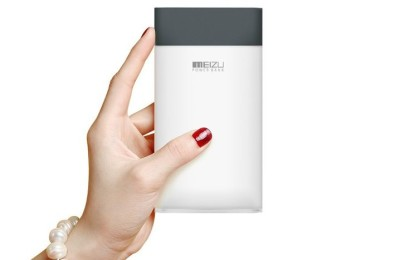 Meizu introduced the portable battery pack 10000 mAh