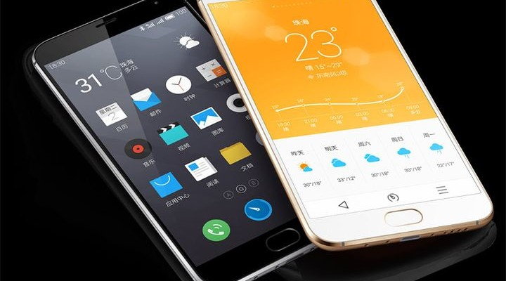 Best Meizu phone MX5 announced flagship MediaTek MT6975 chipset