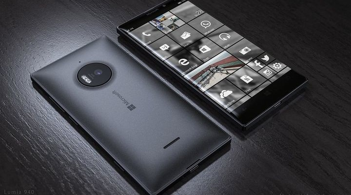 Rumor: Microsoft Lumia 940 price the flagship will be more expensive iPhone 6 and GALAXY S6