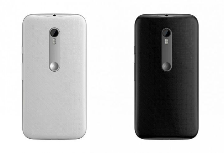 Pictures of Moto G third generation 2015 appeared in the network