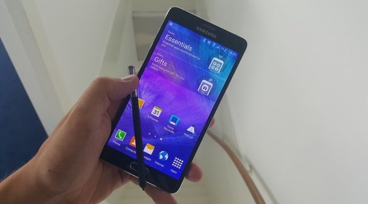 Named the new features Samsung Galaxy Note 5 specs
