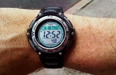 New design CASIO OutGear SGW-100