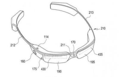 New Samsung glasses develops analog Microsoft HoloLens