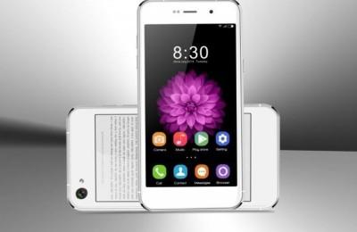 Oukitel U6: 10 core smartphone with 2 screens