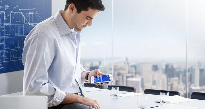 Samsung Galaxy V Plus - branded budget phone