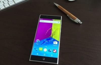 Ubik Uno - powerful smartphone 2015 frameless for $ 345
