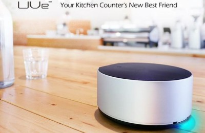 UVe: little robot cleaning house
