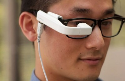 Vufine glasses turns ordinary glasses to smart glasses