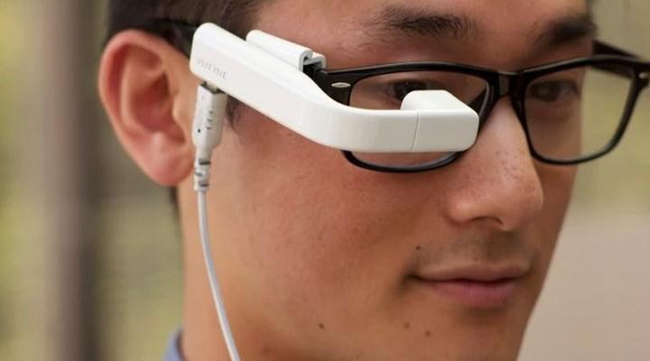 Vufine glasses turns ordinary glasses to smart glasses