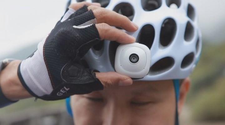 WearWise - tiny wifi camera
