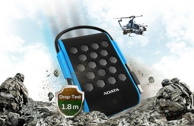 Adata HD720 - reliable external HDD