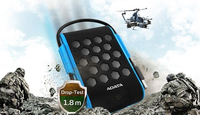 Adata HD720 - reliable external HDD