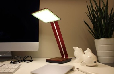 Aerelight A1 - reading lamp OLED with wireless charging