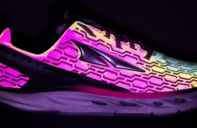 Altra IQ - very smart shoes led