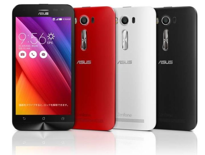 Announced two Asus new smartphones