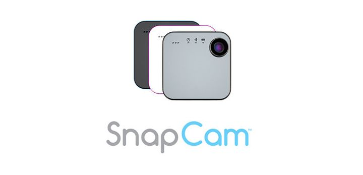 Announcement SnapCam - tiny camera