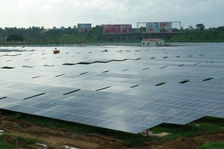 Cochin - Airport Solar in Indian