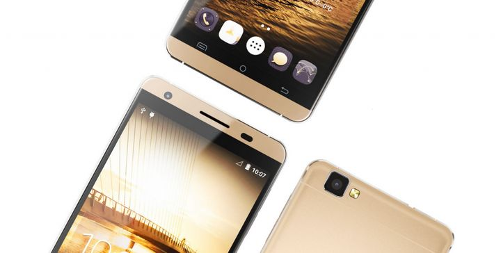 Cubot X15: 5,5-inch phablet with 4G for $ 149